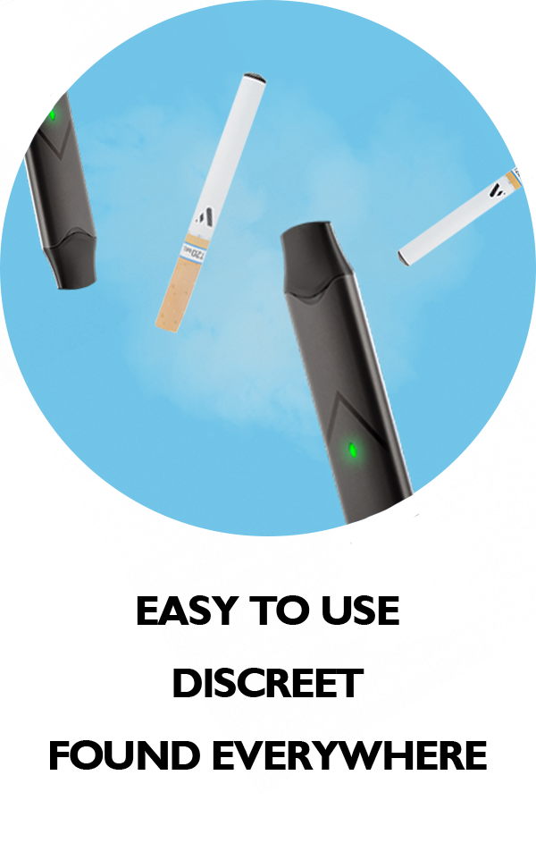 Beginner Friendly Cigalikes and Pod System Vapes