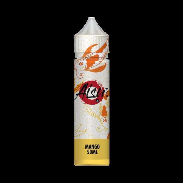 Aisu Mango E Liquid 50ml Shortfill