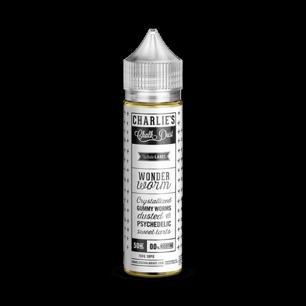 Charlies Chalk Dust Wonder Worm E Liquid 50ml Shortfill
