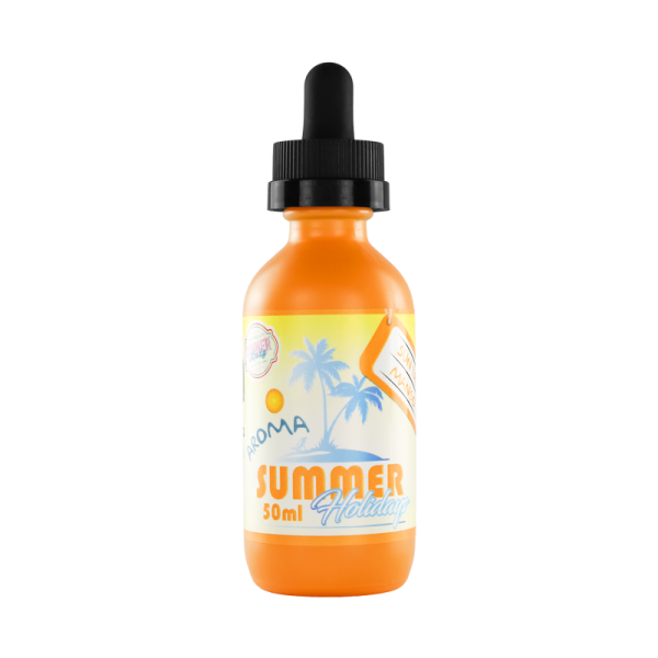 Dinner Lady Sun Tan Mango E Liquid 50ml Shortfill