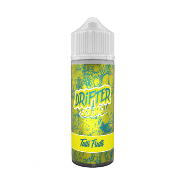 Drifter Sour Tutti Frutti E Liquid 100ml Shortfill