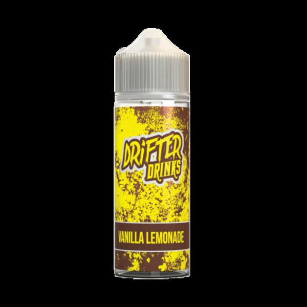 Drifter Vanilla Lemonade E Liquid 100ml Shortfill