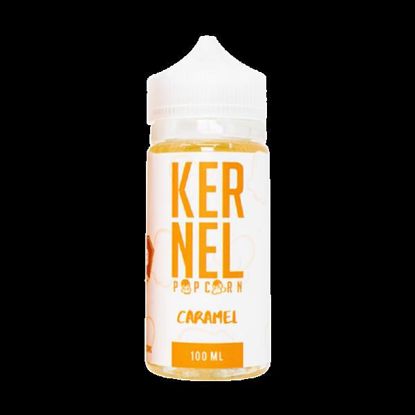 Kernal Popcorn Shortfill Caramel E Liquid 100ml Shortfill
