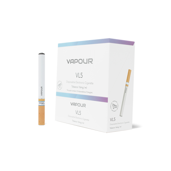 VL5 Pharma+ Disposable Tobacco - 10 Pack