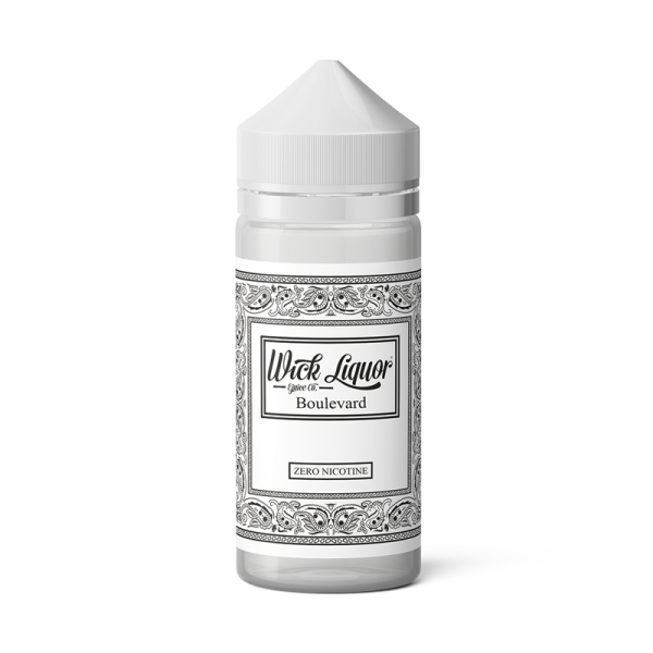 Wick Liquor Boulevard E Liquid 150ml Shortfill