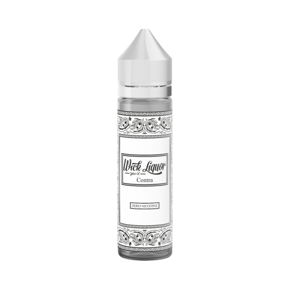 Wick Liquor Contra E Liquid 50ml Shortfill