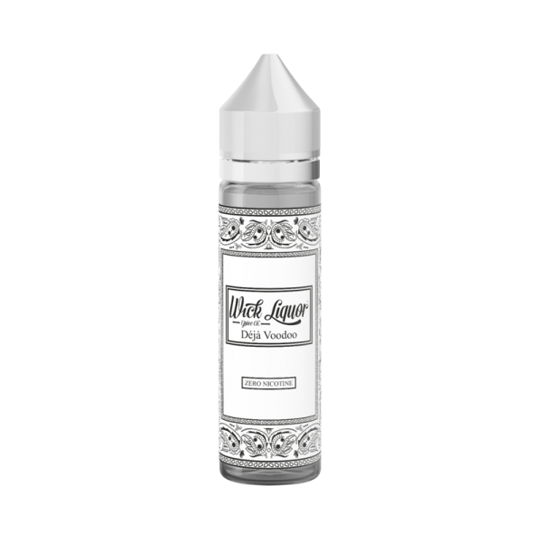 Wick Liquor Deja Voodoo E Liquid 50ml Shortfill