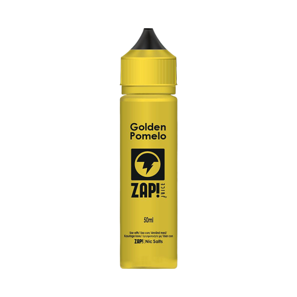 Zap! Juice Golden Pomelo E Liquid 50ml Shortfill