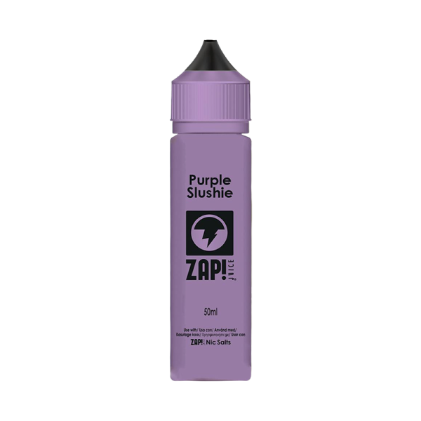 Zap! Juice Purple Slushie E Liquid 50ml Shortfill
