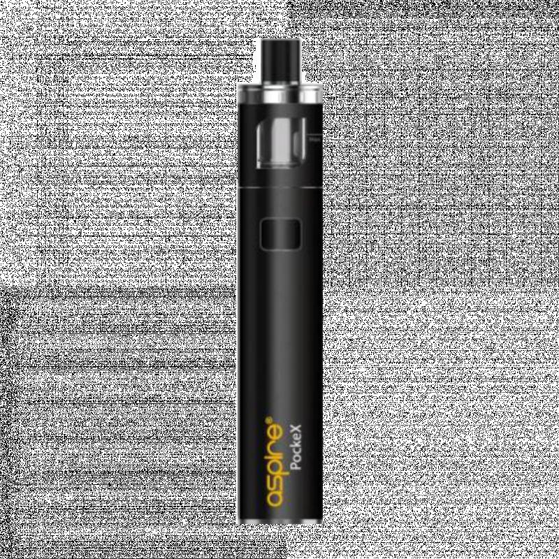 Aspire Pockex Kit Bundle - 3 FREE Tobacco E-Liquids