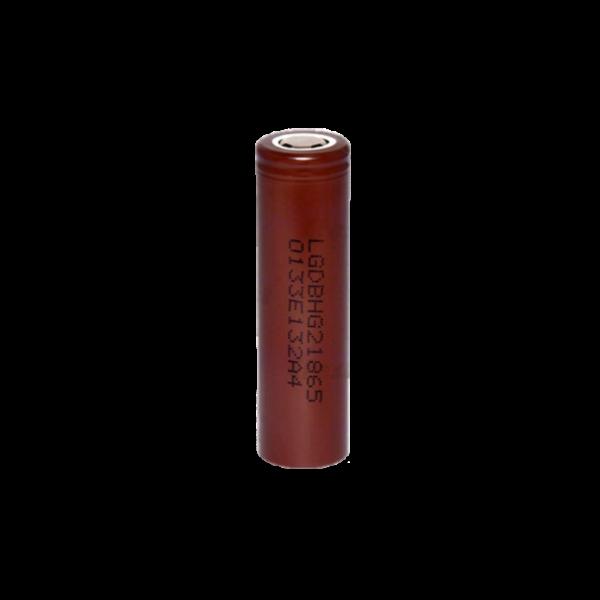 LG Brown HG2 18650 Battery