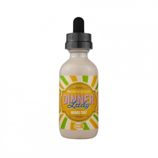 Dinner Lady Mango Tart E Liquid 50ml Shortfill