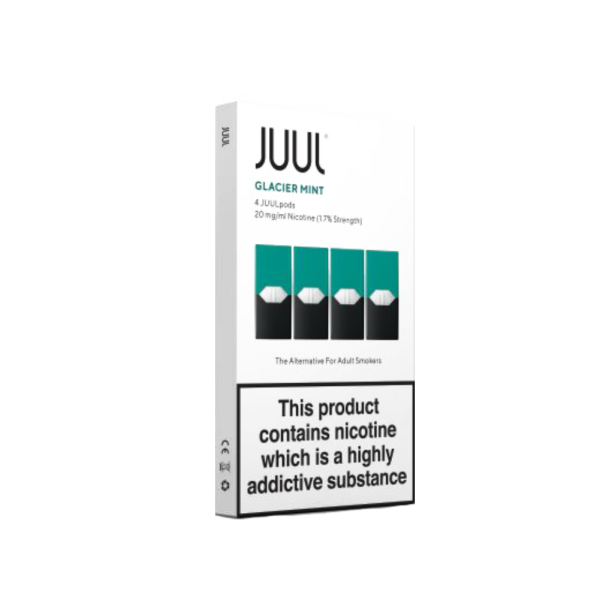 JUULpods Glacier Mint