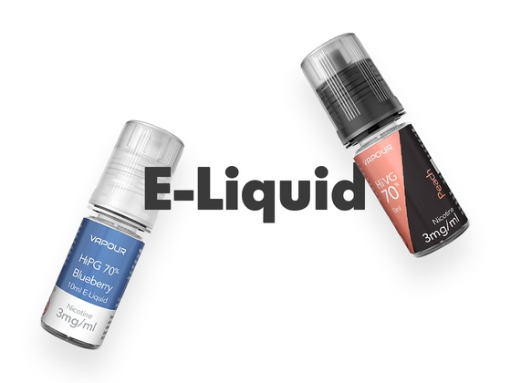 E-liquid Category