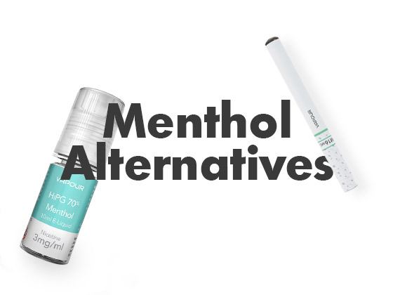 Menthol Alternatives Category